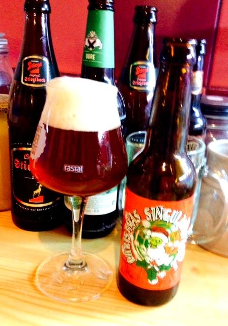Náluk már Karácsony van - a Hopfanatic és a Békésszentandrási Sörfőzde limitált sörei