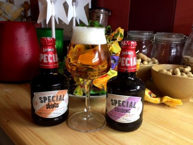 Új sörtrend? - Nagyüzemi luxus - Laško Special-sorozat