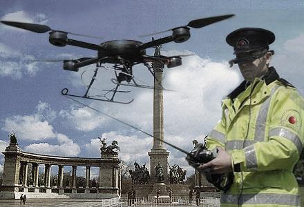 Jönnek a drónok
