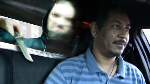 """Taxiban """"utazó"""" bűnözők"""