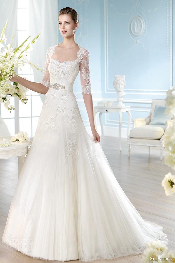 10f9c7895f öltözködés lakáskultúra gasztro: Hófehér csodák - menyasszonyi ruhák
