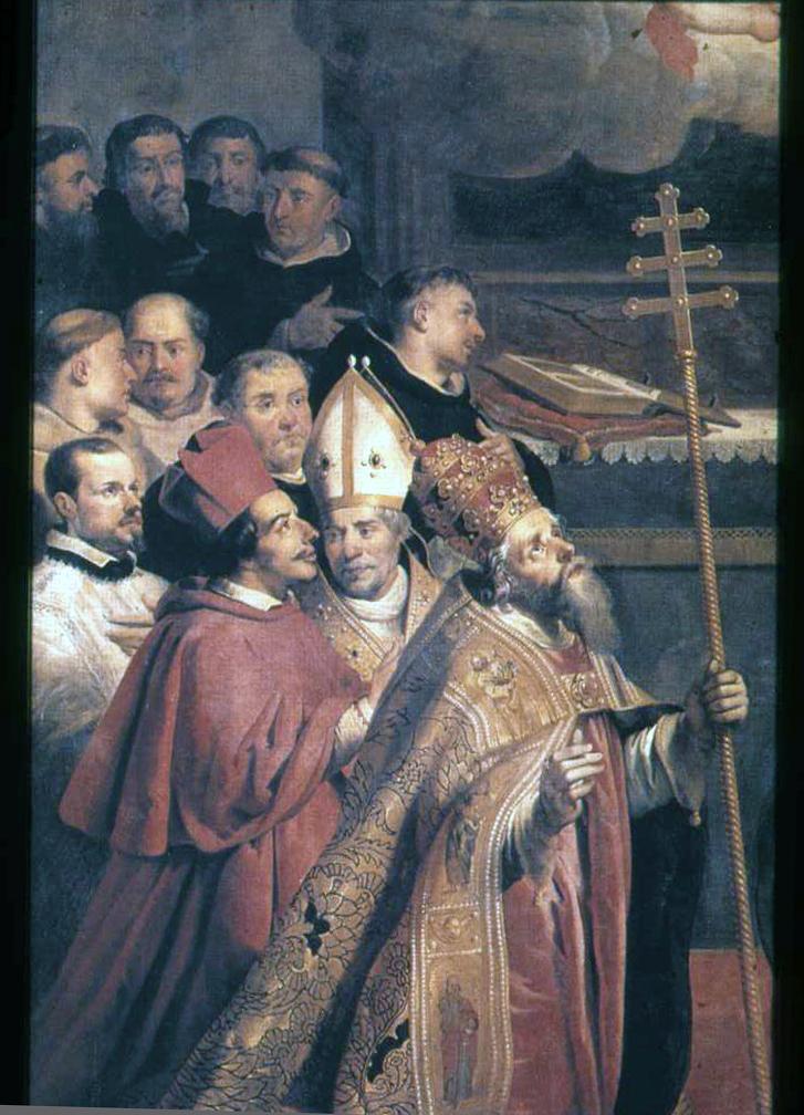 6. Plas, előtér, baloldal, VIII. Orbán pápa (1623-44).jpg