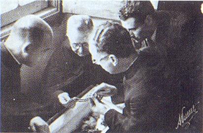 Ferenc maradv. első hitelesítője a sértetlen rózsafüzére volt, amellyel eltemették.jpg