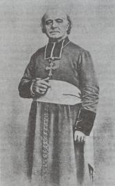 Msgr. Fournier, püspök Nantess.jpg