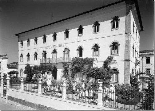 Vila Nova De Ourém-i kórház, ahol Jácinta 1919.júli-auguszt.-ban feküdt.jpg