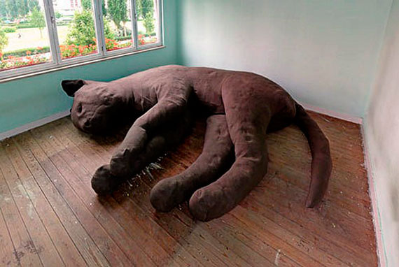 Giant Stuffed Cat Uk