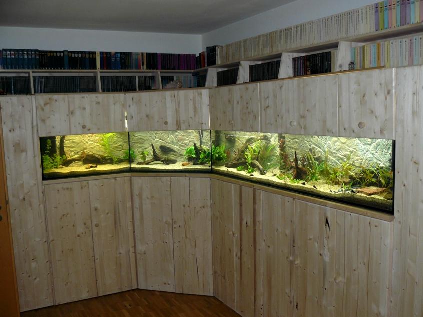 25 különleges akvárium - Szubkultúr