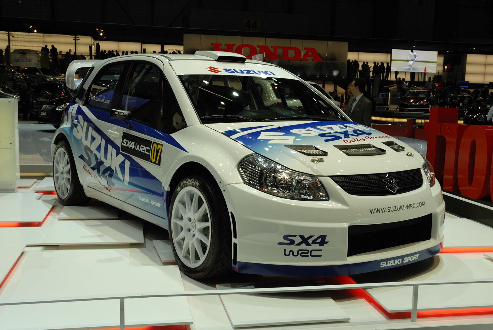 Suzuki Aerio Race