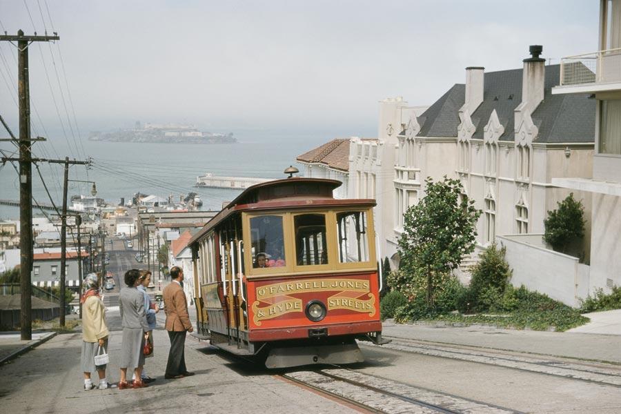 Egy különleges vasút - San Francisco kedvenc közlekedési eszköze