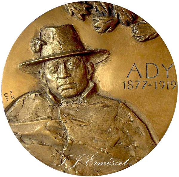 Gáti Gábor 1977 - Ady 1877-1919a 600x.jpg
