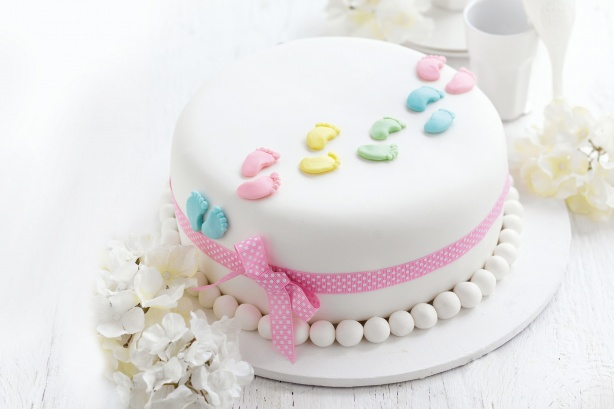 Christening Cake Decorations Ireland