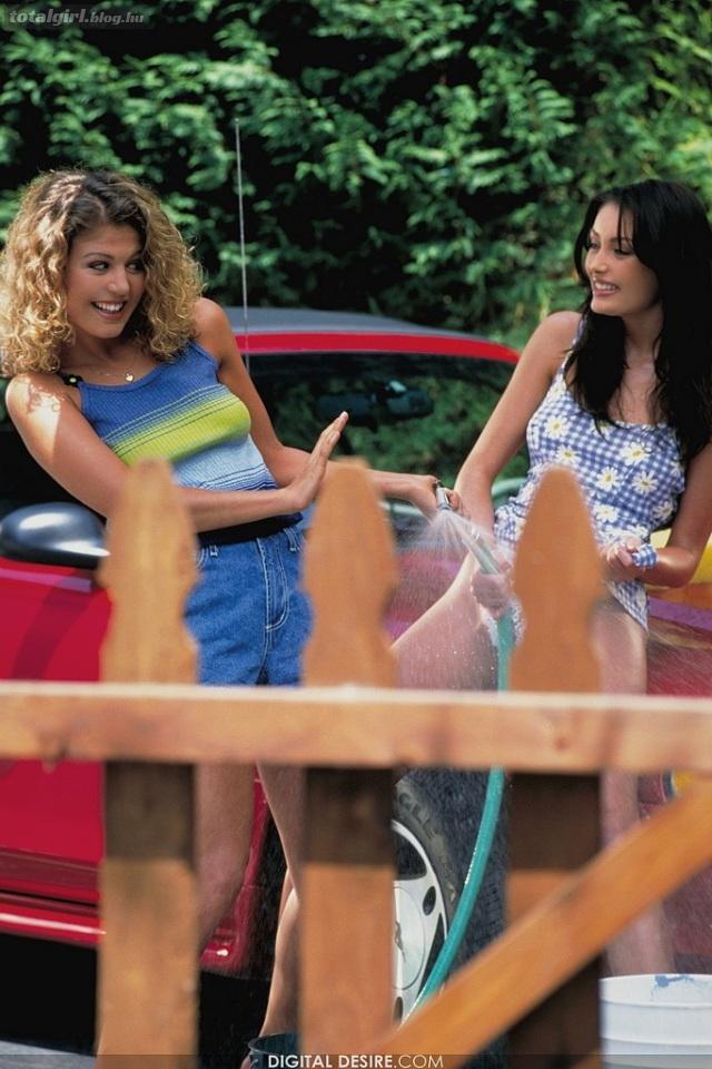 Kelly és Roxxanne