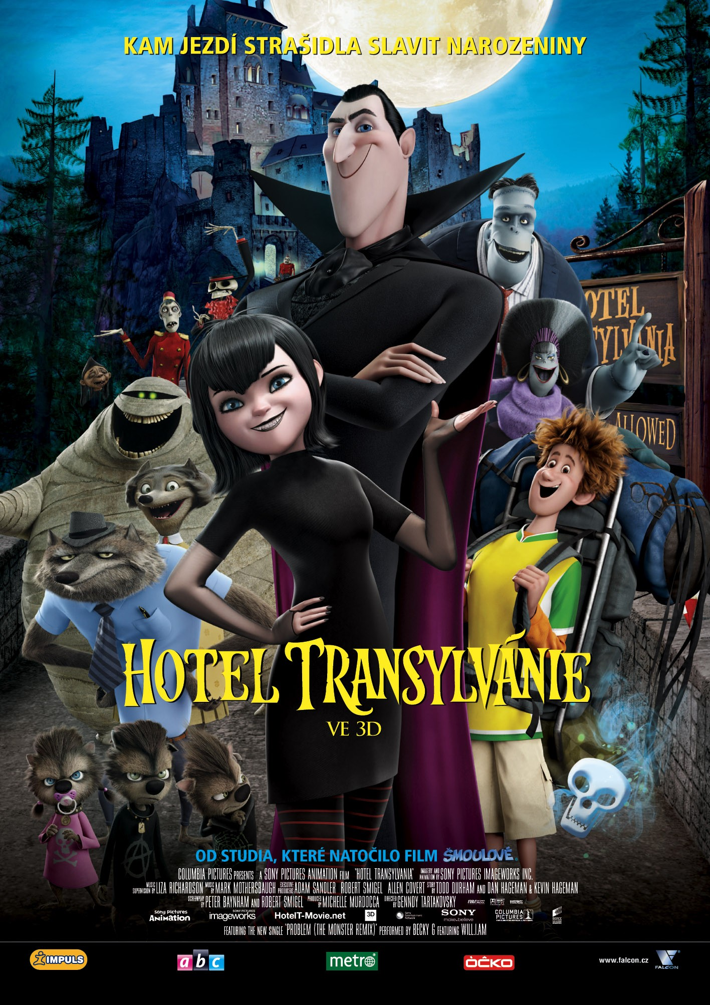 Hotel Transylvania 2 Full Movie Online Free