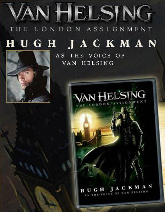 van helsing london assignment Action, animation, fantasy director: sharon bridgeman starring: hugh jackman, robbie coltrane, david wenham and others it tells of the occasions earlier than the movie, by which monster hunter gabriel van helsing travels to london to analyze a collection of horrific.