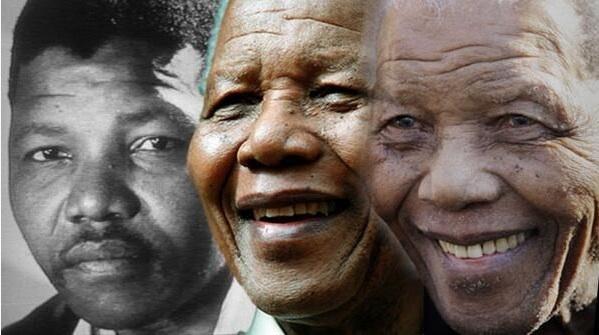 Nelson Mandela  - bilincs és mosoly