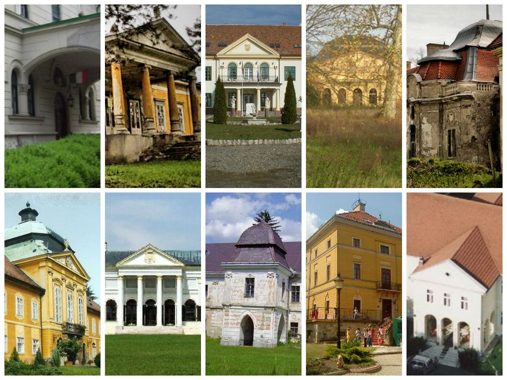 A 10 legszebb eladó régi kastély Magyarországon.