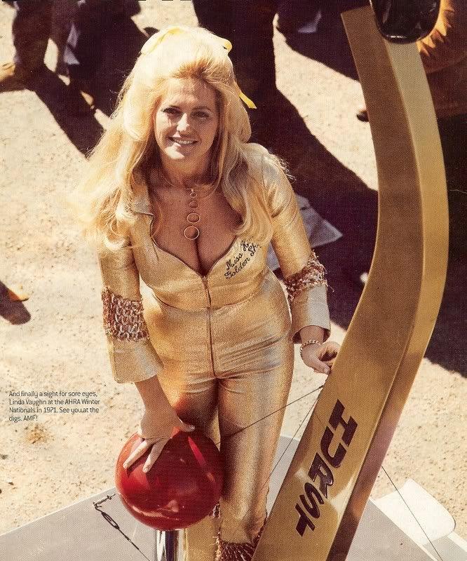 Miss Hurst Golden Shifter