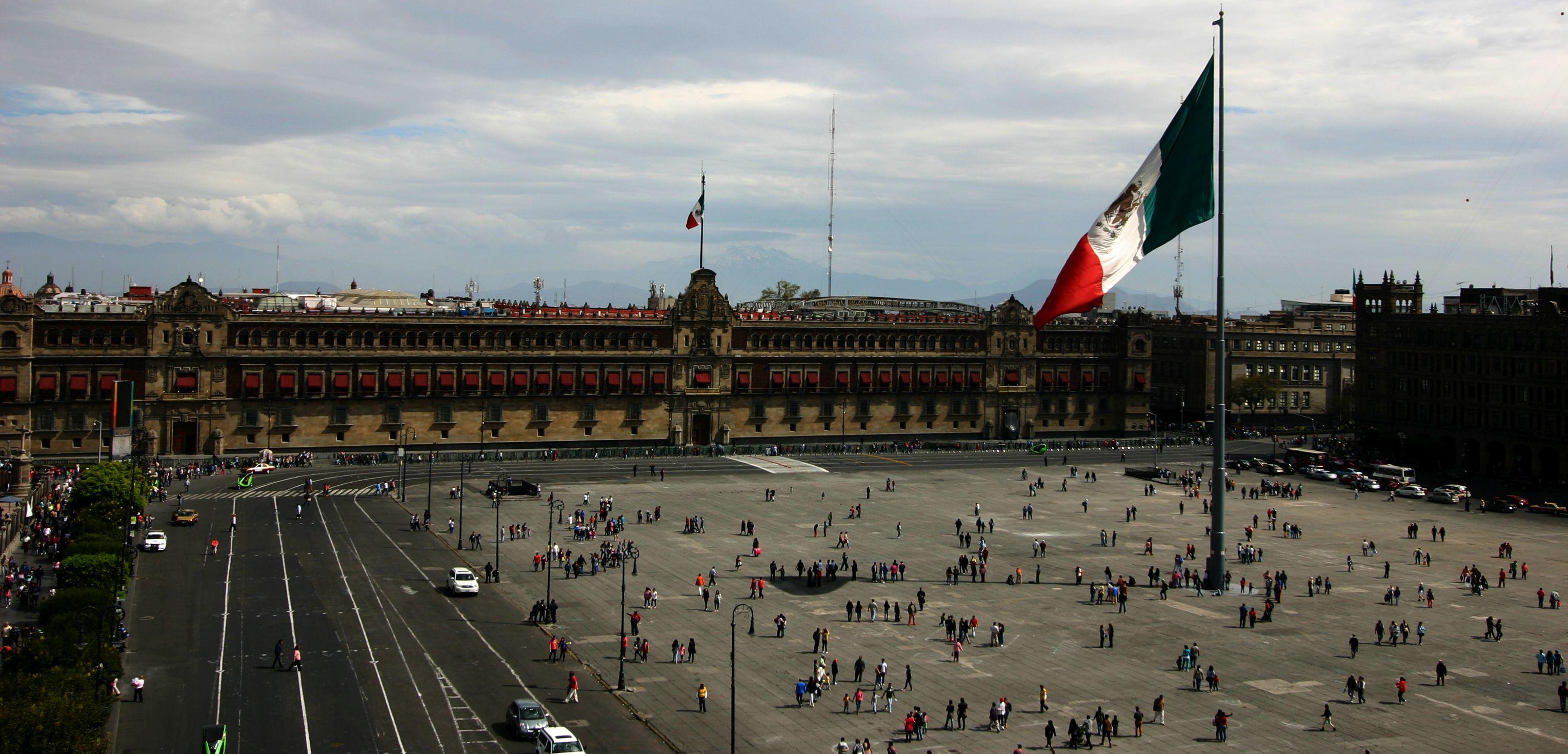 Mexikóváros képekben 1.rész - Központ