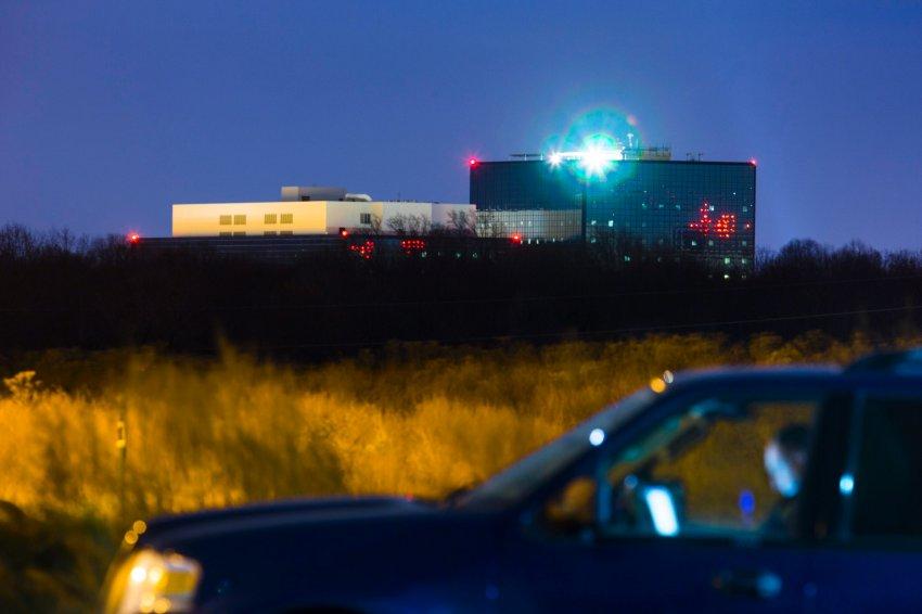 NSA-központ, Fort Meade, Maryland.jpg