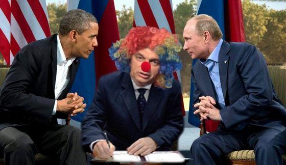 Orosz és amerikai nyomás közt Orbán