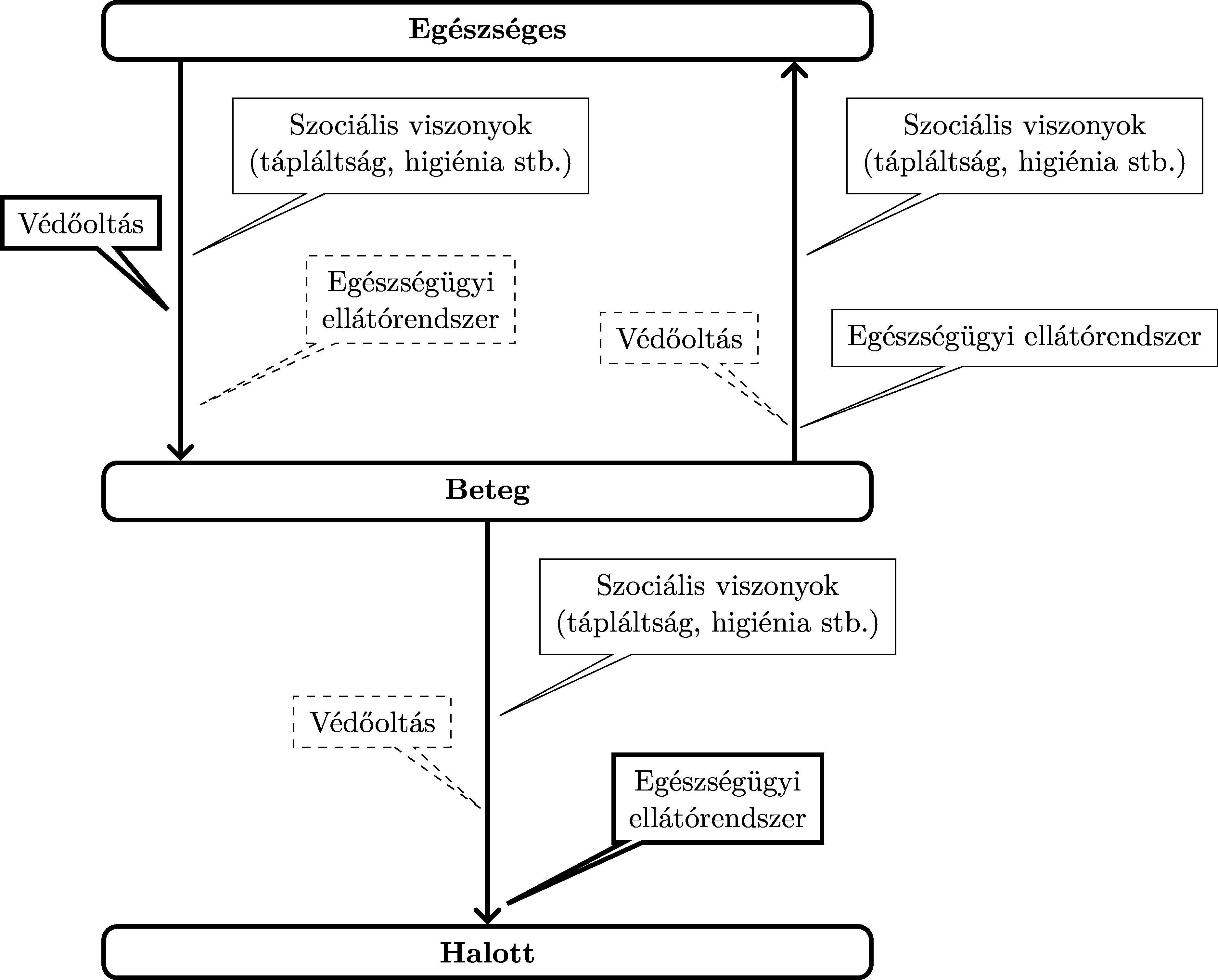 vizuálisan bonyolult kanyaró