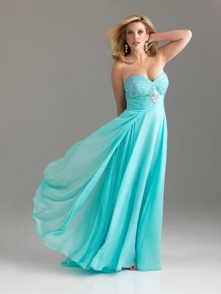 Обзор вечерних платьев, свадебные платья звезд.  Вечерние наряды, платья...