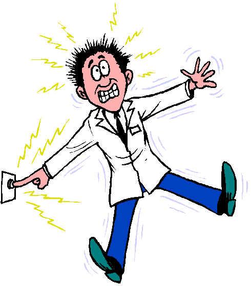 Elektromos áram élettani hatásai