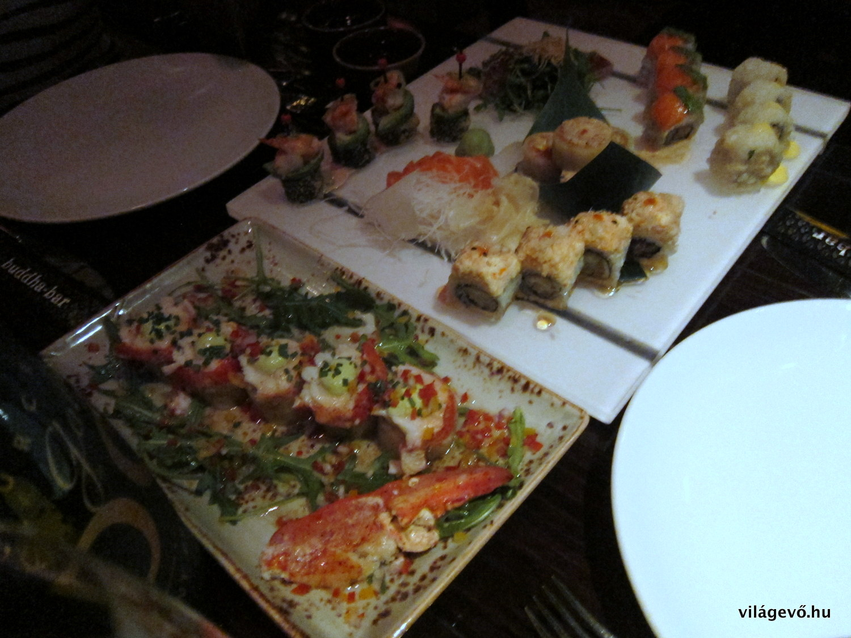 Sushik és sashimik