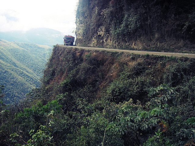 Yungas Road, Death Road.jpg
