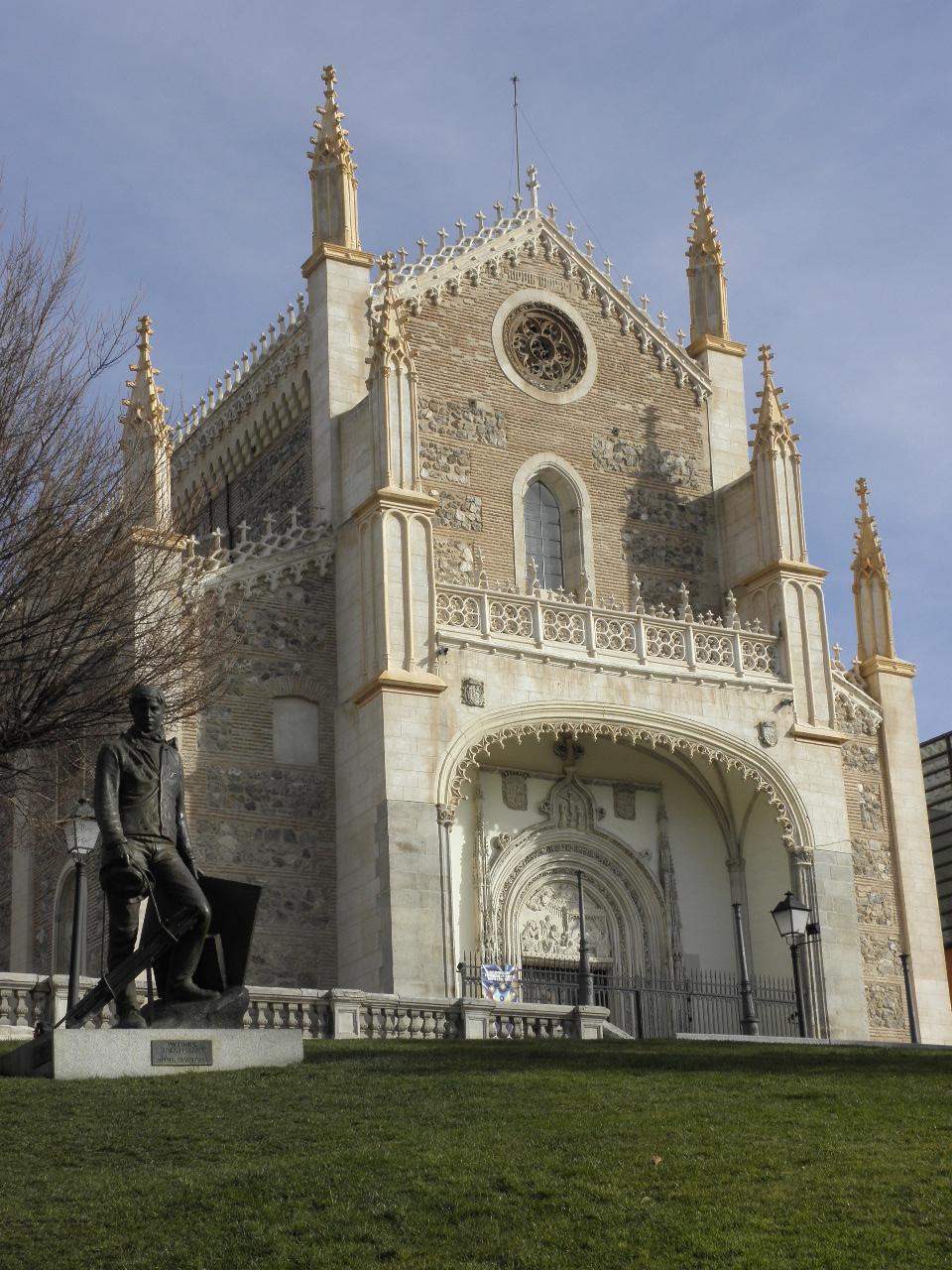 Iglesia de San Jeronimo el Real.JPG