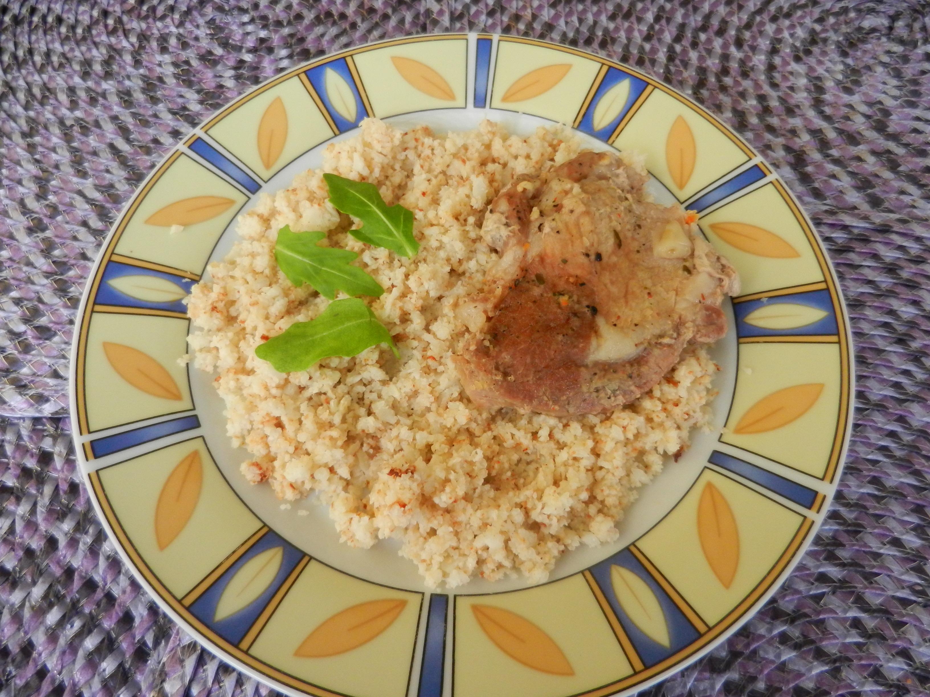 Karfiolrizs, a kiváló rizs helyettesítő!