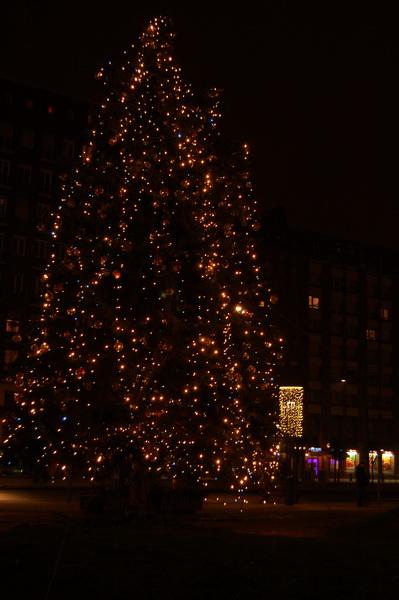 Karácsonyi fények: Budapest