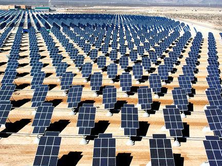74. Hogy működik a napelem?