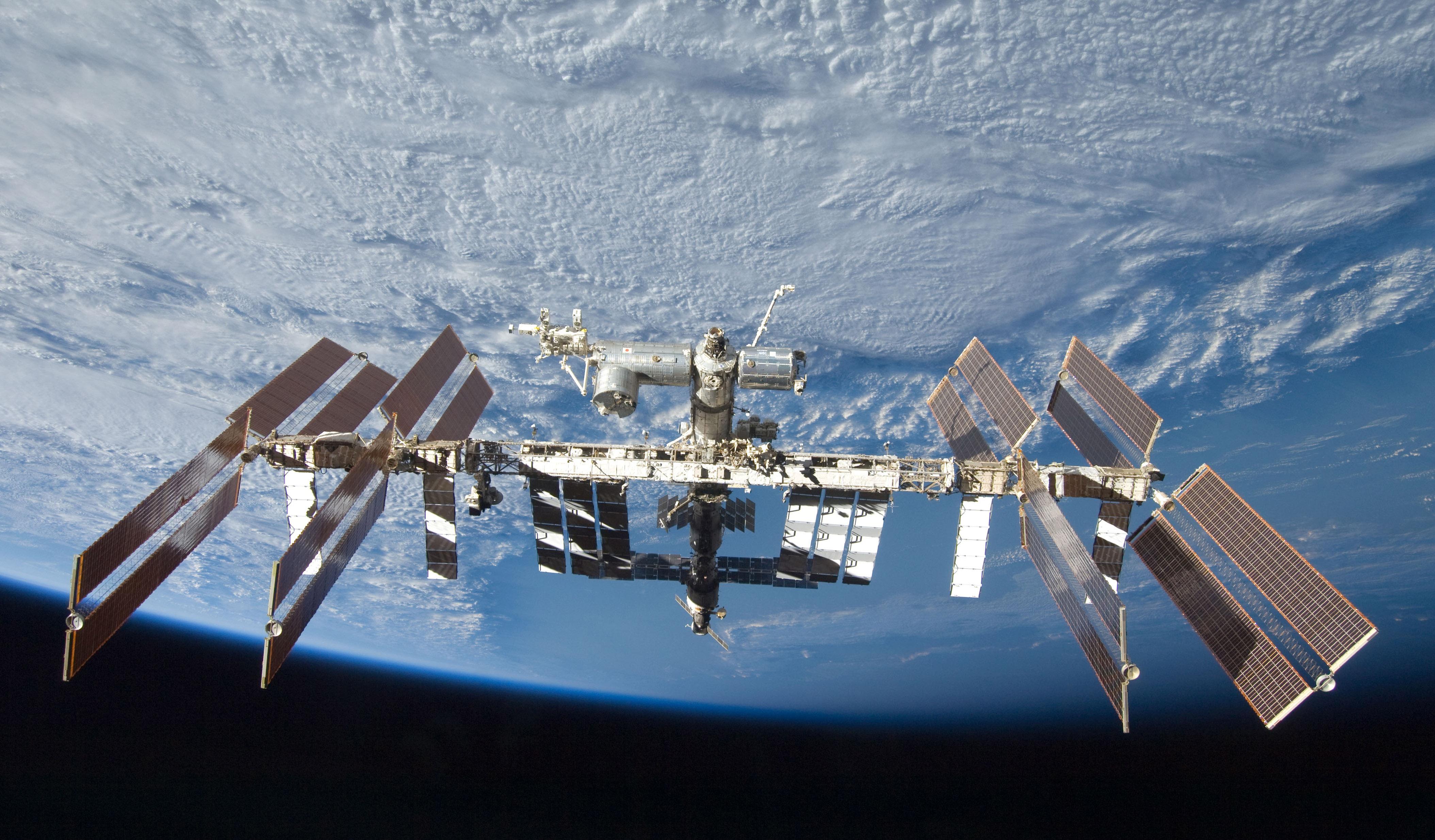 15 éves a Nemzetközi Űrállomás