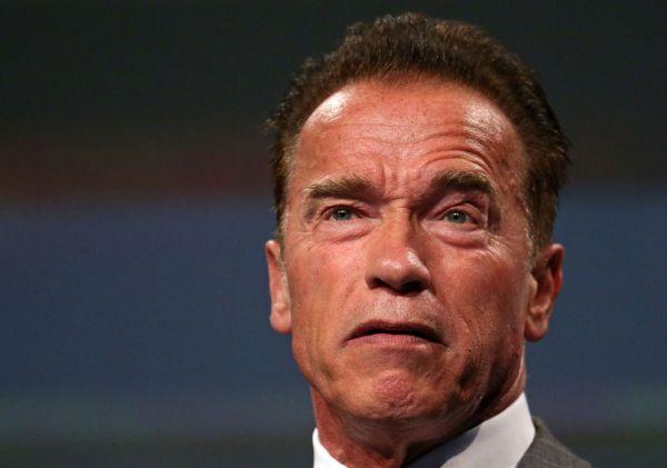 Schwarzenegger Facebook