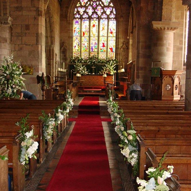 Best Wedding Church Altar Decorations: Oltári Megoldások, Avagy Esküvői Dekoráció A Templomi