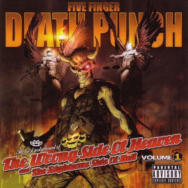five finger death punch the wrong side of heaven and the righteous side of hell volume 1 2013.JPG