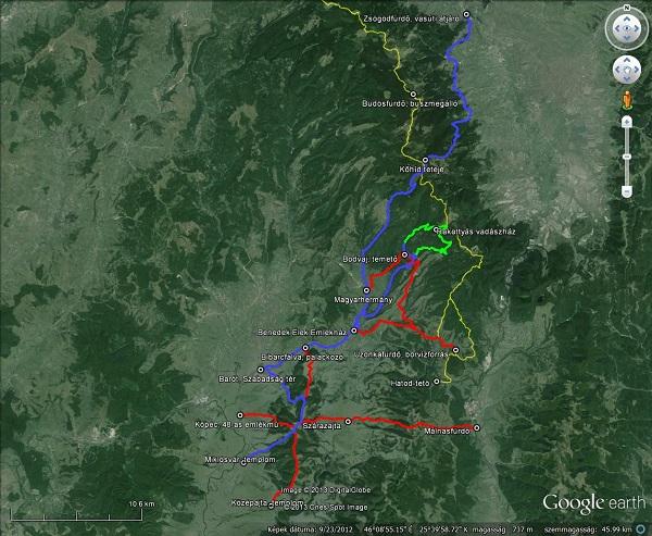 Erdővidék-Hargita festett útvonalak_2008-2013.jpg