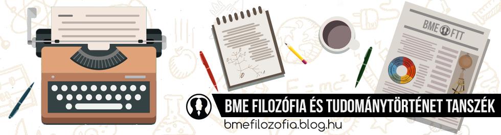 BME Filozófia és Tudománytörténet Tanszék