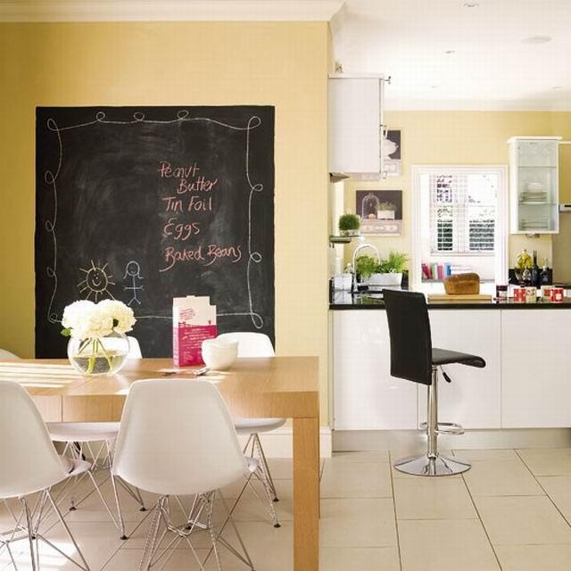Jó Feng Shui színek a konyhában