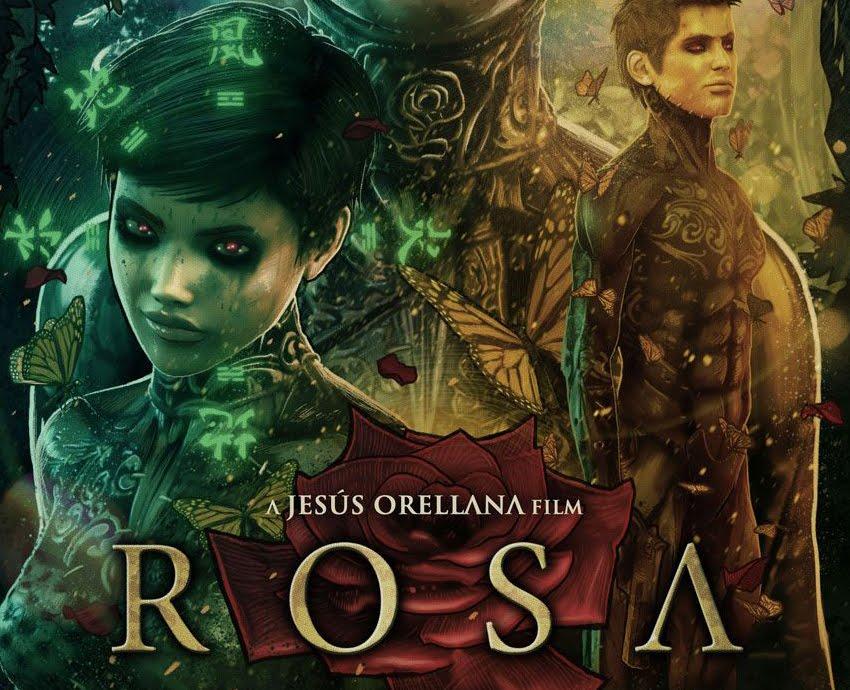 Rosa: An epic sci-fi short