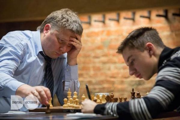 Maróczy Emlékverseny: Shirov a legfiatalabb magyar nagymesterrel sakkozik