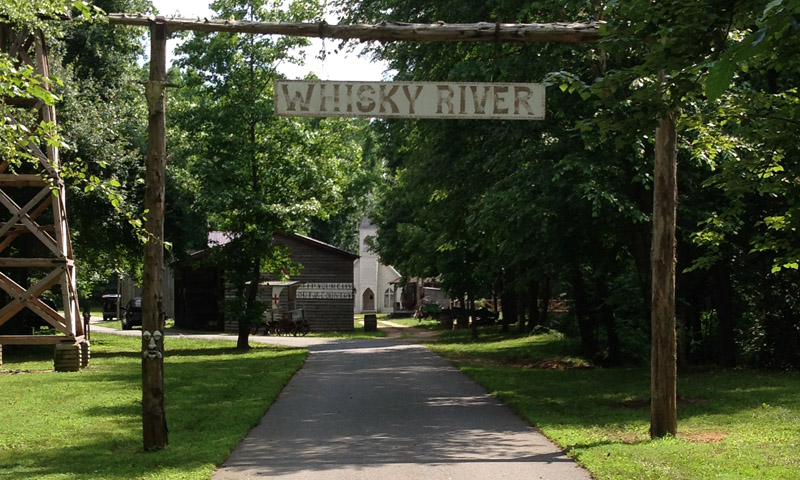 Welcome to Whisky River.