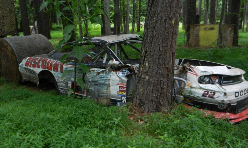 Brad Keselowski 22-es számú, Penske-s Nationwide autója